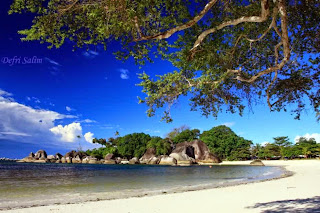Pantai Stress, Tempat Nongkrong Fovorit di Ranai Natuna