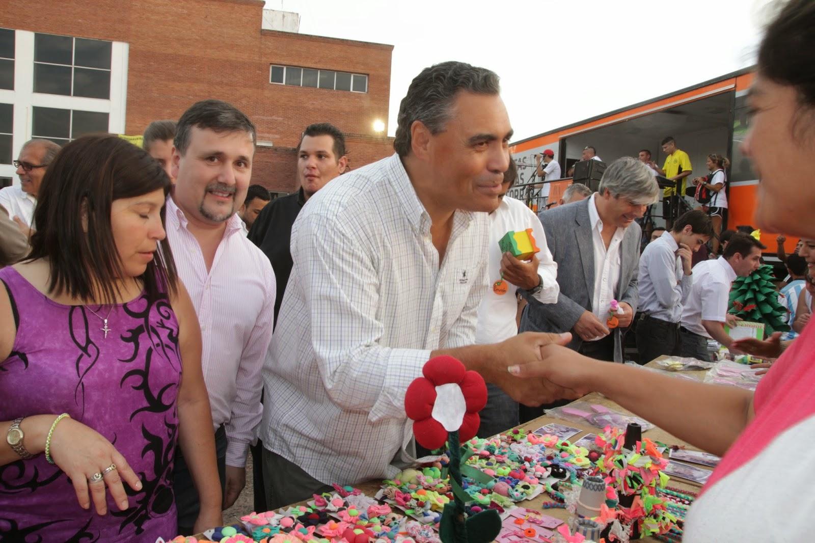 Prensa Municipalidad Jos C Paz Acto De Cierre Del A O