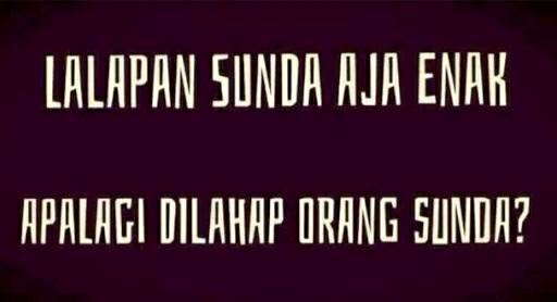 Meme Lucu Orang Jawa, Sunda, Orang Ketiga dan Orang Gila