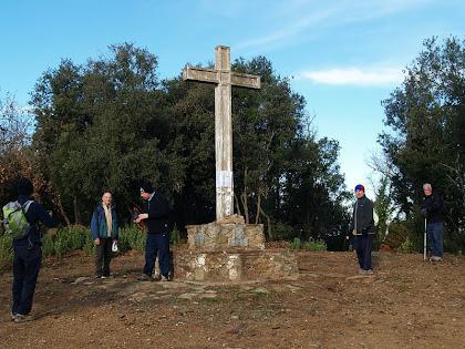 La Creu del Pi de Can Cartró