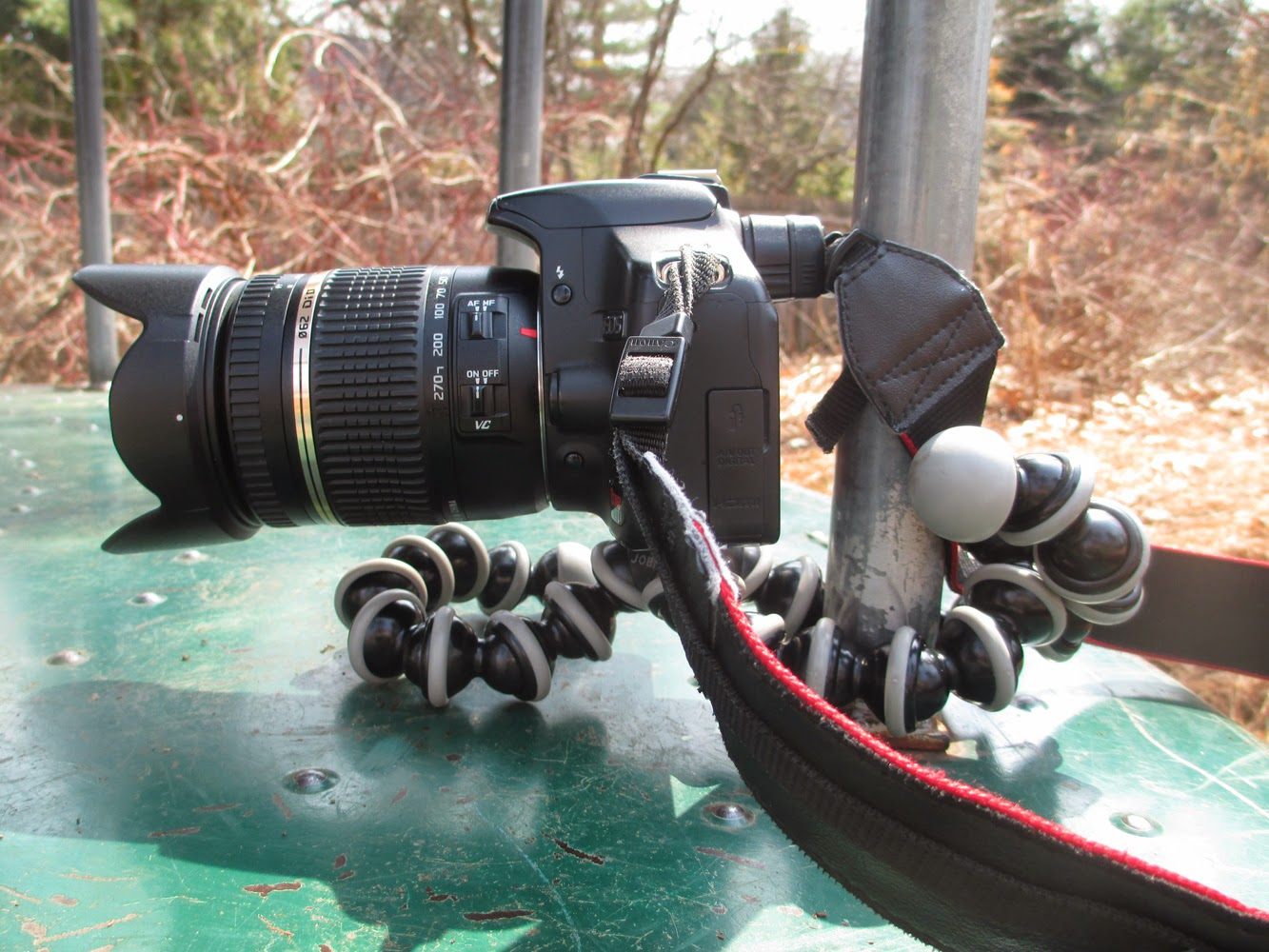 GorillaPod Merry-Go-Round Setup | Boost Your Photography