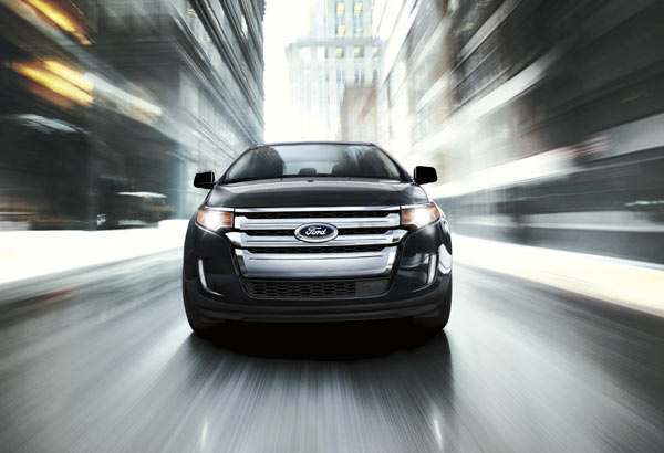 Ford Edge - Performance repleta de conforto aliado à economia de combustível.