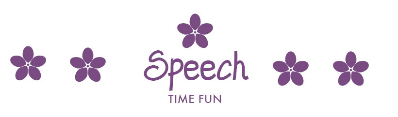 Speech Time Fun
