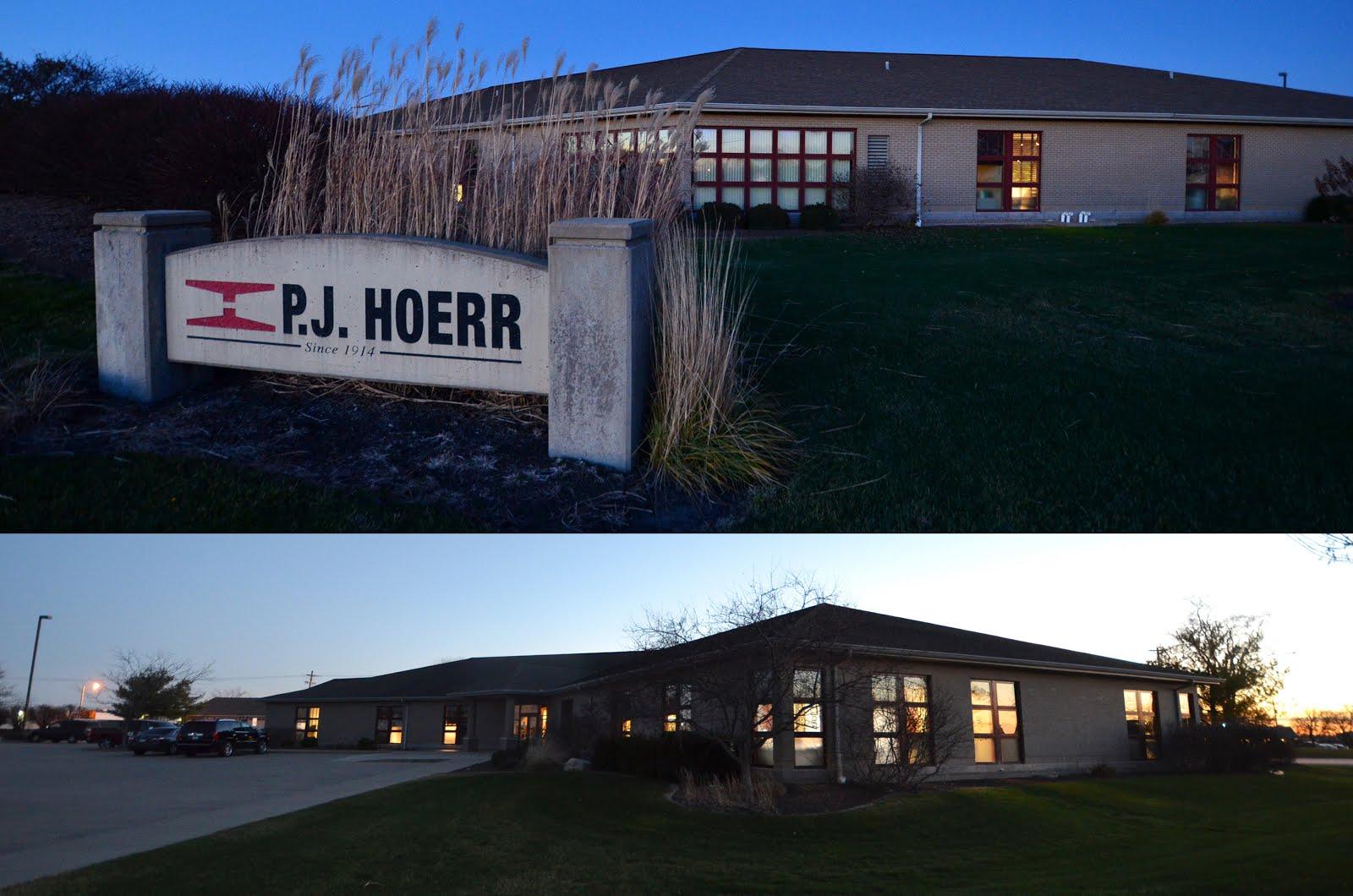 P.J. Hoerr Peoria Office