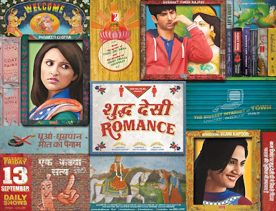 Shuddh Desi Romance (2013) Movie Mp3 Songs Download