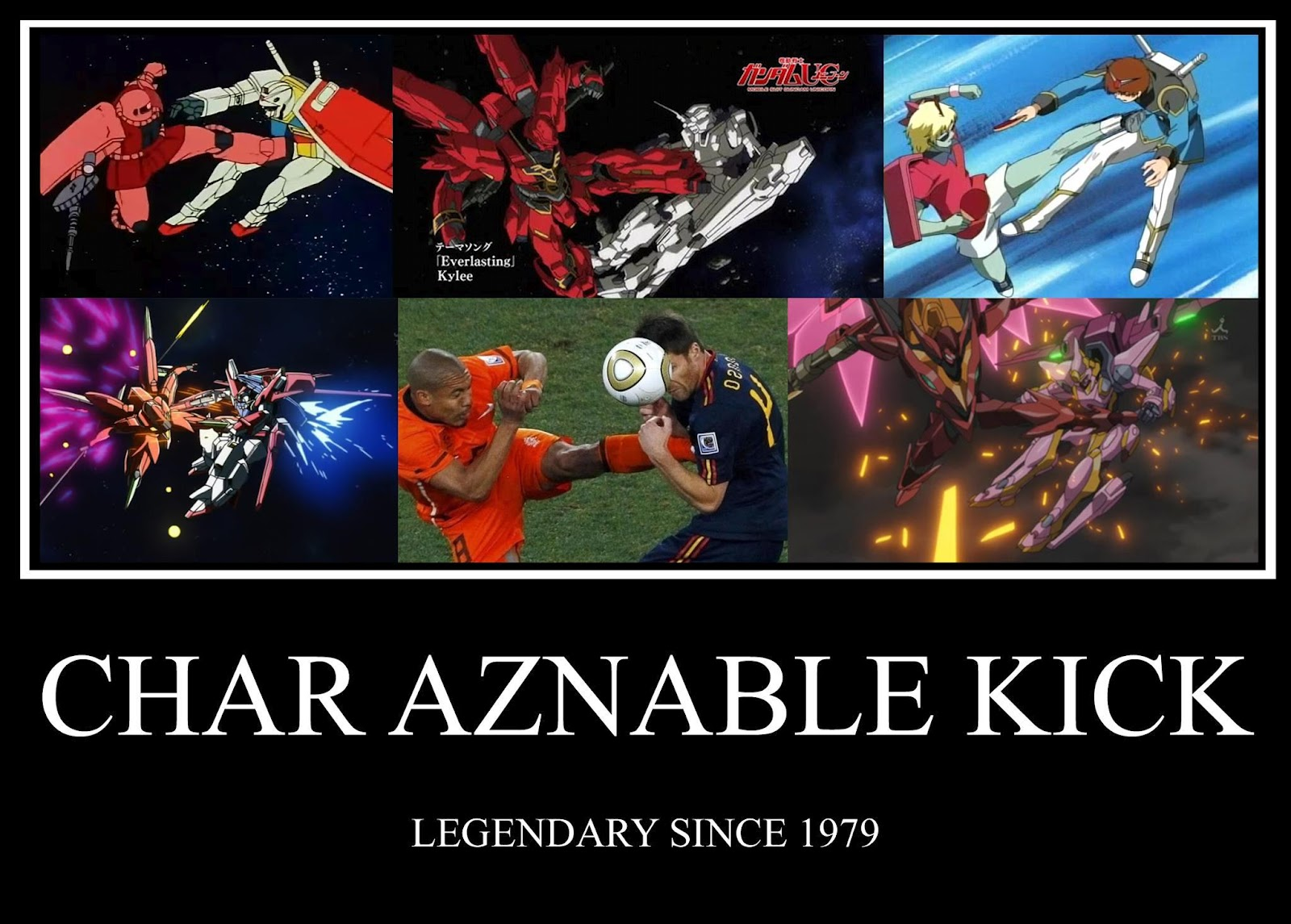 Char Aznable  Works  Archive of Our Own