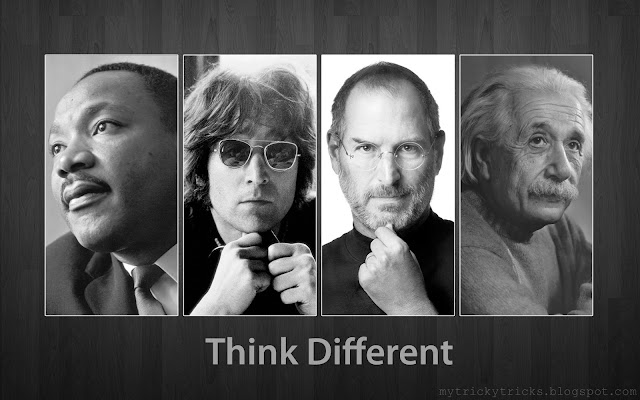 Courage Steve Jobs wallpaper quote ? Download Wallpaper