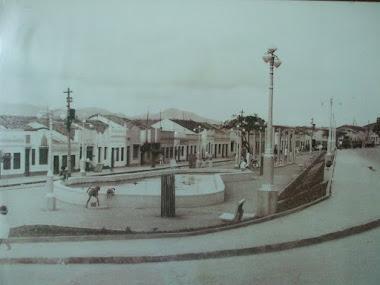 Praça Coronel Porto antiga