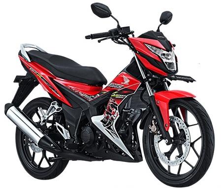 Honda new Sonic 2015- Merah