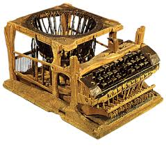 Resultado de imagen de maquinas informaticas primitivas