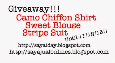 http://sayajualonlines.blogspot.com/2013/12/giveaway-by-sayaiday-sayajualonlines.html