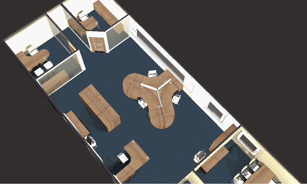 Verve Office Space Planning