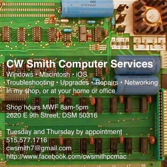 CW Smith Computer Services