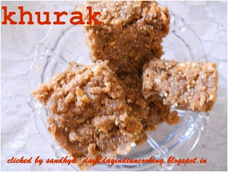 recipe of making khorak sindhi healthy dish for winters