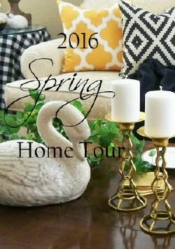 2016 Spring Home Tour