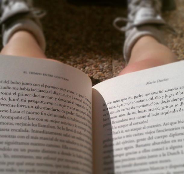 instagram rousmina lectura primaveral