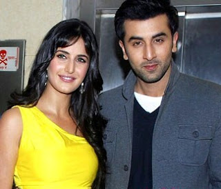 Katrina Kaif with Ranbir Kapoor looks best couple