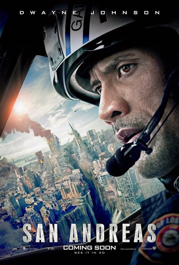 ตัวอย่างหนังใหม่ : San Andreas (มหาวินาศแผ่นดินแยก) ตัวอย่างสุดท้าย ซับไทย poster