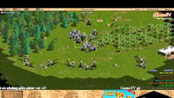 4 vs 4 | GameTV + Gunny vs Hà Nội 07-08-2014