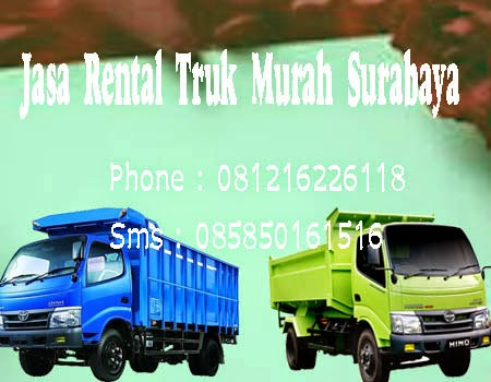 Jasa Rental truk Murah Surabaya-Blitar