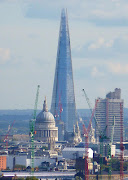 . of the Shard, at just over 310 m the tallest building in western Europe.