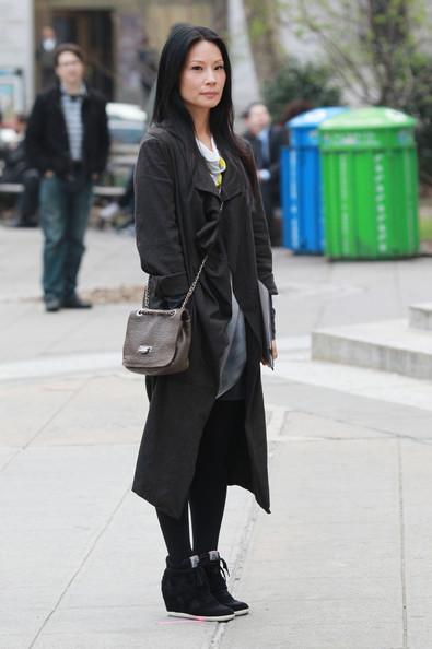 Lucy Liu, Elementary