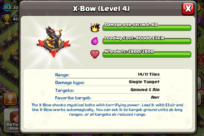 Bow ~ Clash of Clans Tactics