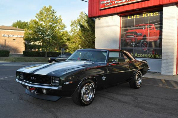 1969 Camaro RS/SS For Sale - Buy American Muscle Car