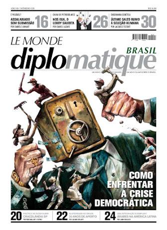 Le Monde Diplomatique - Julho de 2017