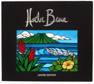 surf art hawaii heather brown