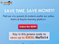 Experience Our Maths & English Through Online Learning Platform 2014!