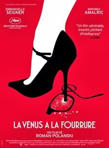 Poster original de La Venus de las pieles
