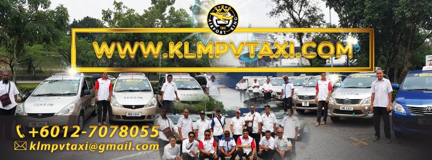 Kuala Lumpur MPV Taxi Services