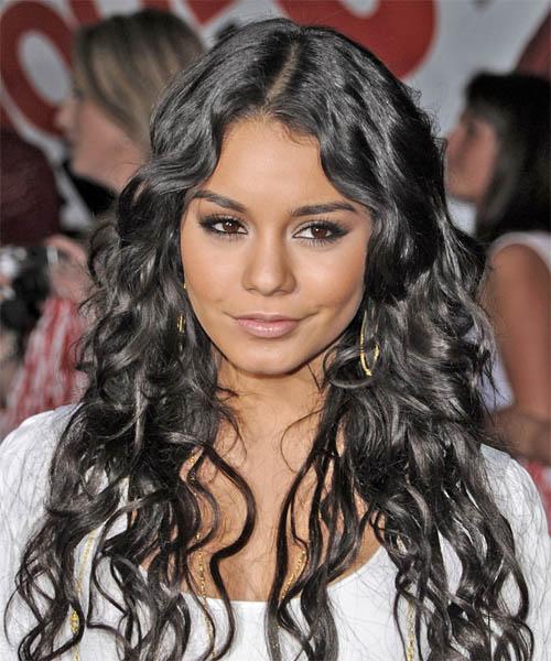 Vanessa Hudgens Hairstyles
