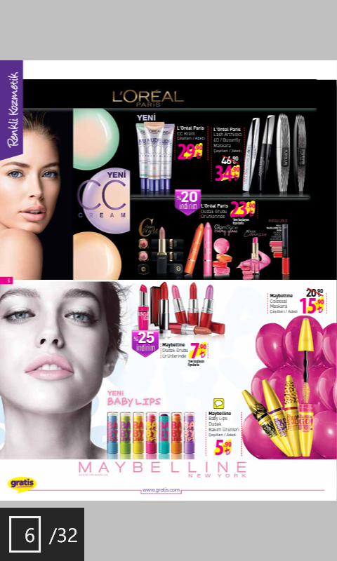 Gratis'e Maybeline New York Baby Lips Lip Balmı Gelmiş!!!