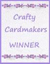 Vinner av Crafty cardmaker