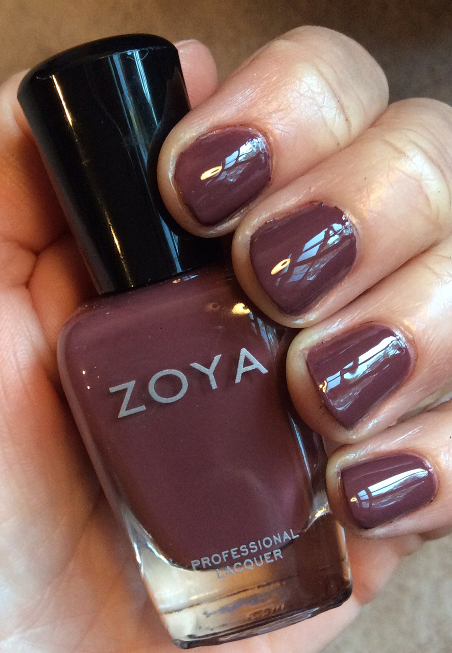 The Beauty of Life: Zoya Naturel Deux (2) Collection Nail Polish ...