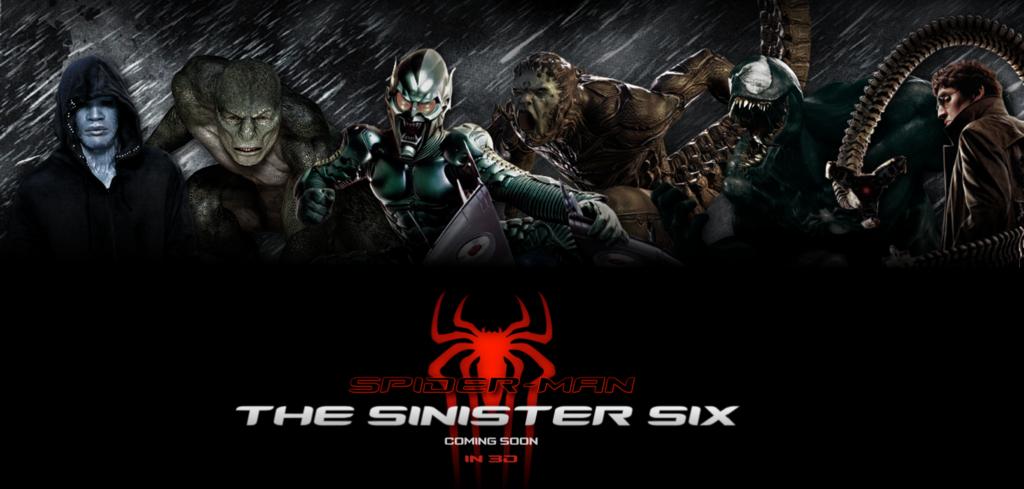 Créditos de O Espetacular Homem-Aranha 2 revela os vilões do filme O Sexteto Sinistro?