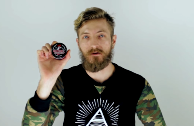 Review Cock Grease XXtra Hard Hair Pomade Japan 210g