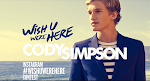 NEW!! CODY SIMPSON-WISH U WERE HERE FT.BECKY G.[VIDEO]