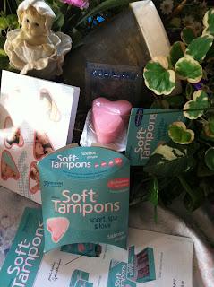 Soft Tampons Produkt