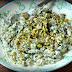 """Ein Nachtrag zum """"türkischen"""" Familienessen - Zucchini mit Joghurt und Nüssen (yogurtlu cevizli kabak)"""
