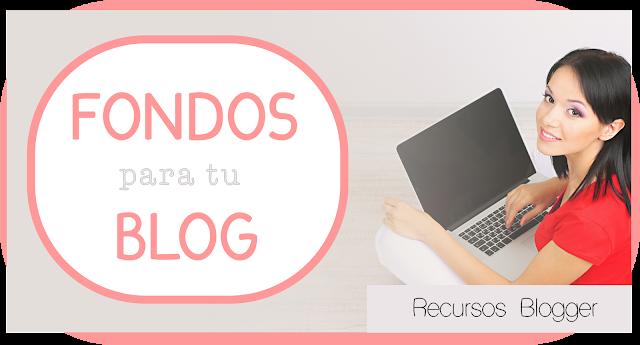Fondos de rayas de colores para blogger