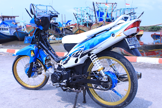 Modifikasi Motor Vega R 04