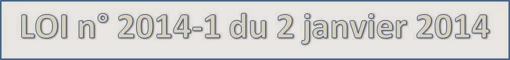 http://www.legifrance.gouv.fr/affichTexte.do?cidTexte=JORFTEXT000028424785&dateTexte=&categorieLien=id