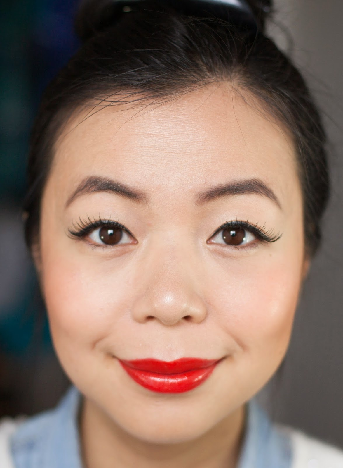 Wedding Makeup Liquid Eyeliner : Montreal Fashion Blog: Bouquet of Frocks: The Retro Bride