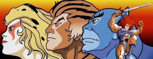 Três décadas de Thundercats!