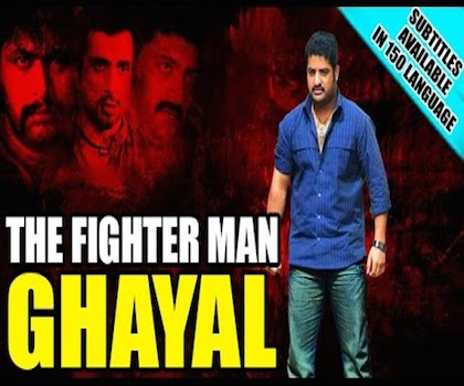 The Fighter Man Ghayal 2015 Hindi Dubbed