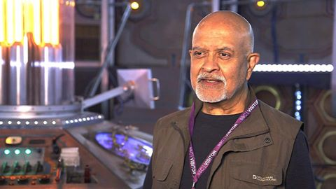 The Gallifreyan Gazette: Doctor Who Director Waris Hussein added to LI Who 5 Guest List