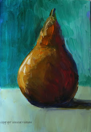 Painting pears